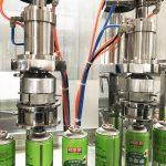دستگاه قابل حمل آئروسل برای کارتریج گاز بوتان