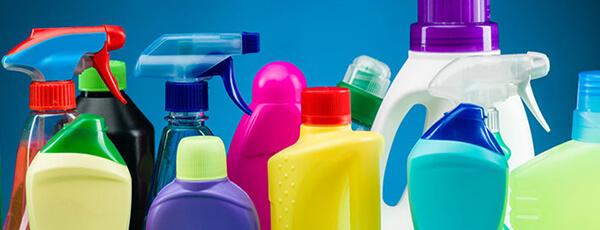 ماشین آلات پر کننده محصولات تمیز کننده خانگی