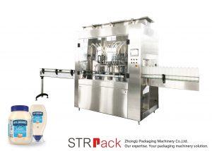 دستگاه پر کننده پمپ روتور STRRP